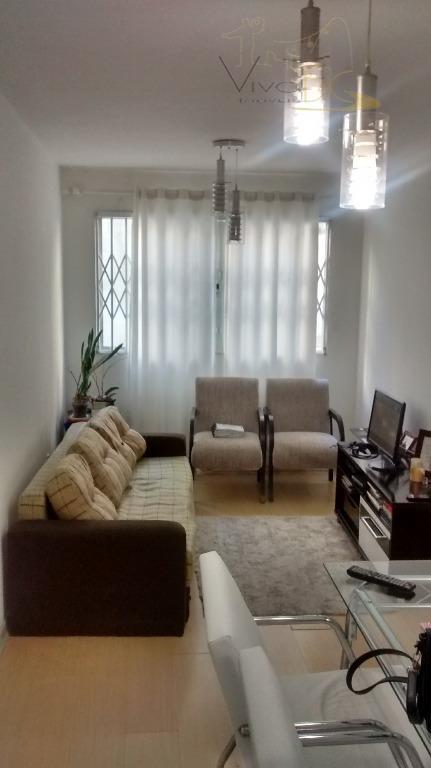 Ótimo Apto com 1 dormitório, 1 Vaga Rotativa, no Centro da Cidade.