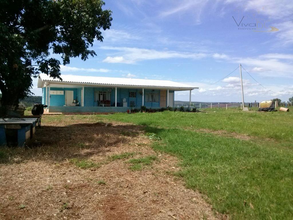 Ótimo Sitio com Plantação de Soja e Pastagem - Em Eng, Beltr