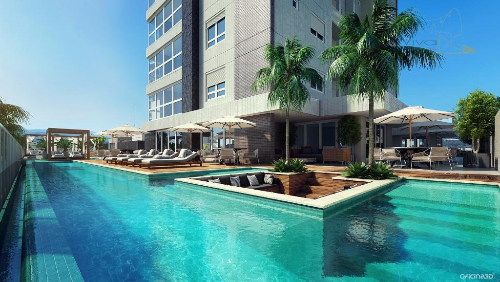 Excelente Apartamento com 4 Suítes, 4 Vagas e Área de Lazer Completa, Centro, Balneário Camboriú.