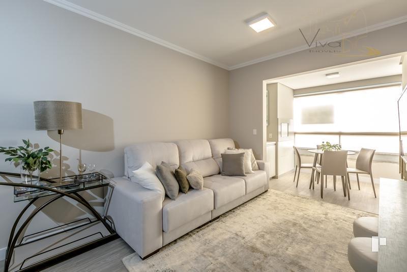 Apartamento com 3 dormitórios à venda, 118 m² por R$ 965.000 - Centro - Balneário Camboriú/SC