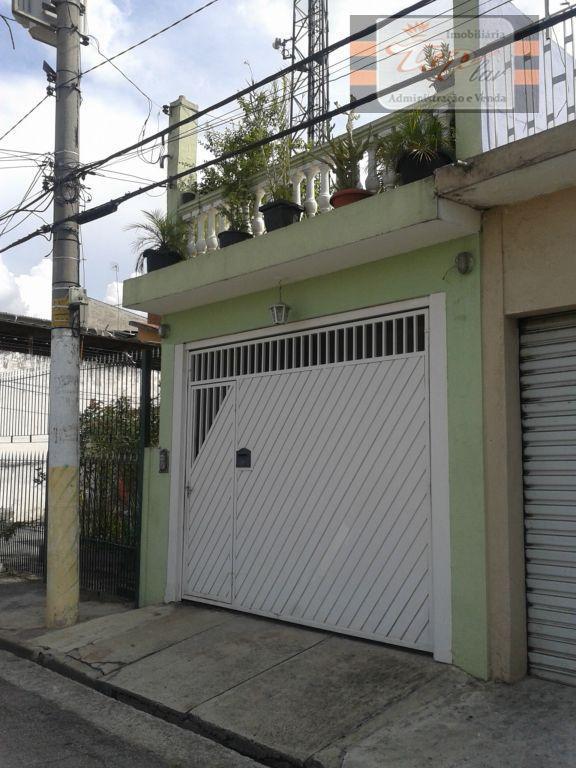 Casa residencial à venda, Pirituba, São Paulo - SP