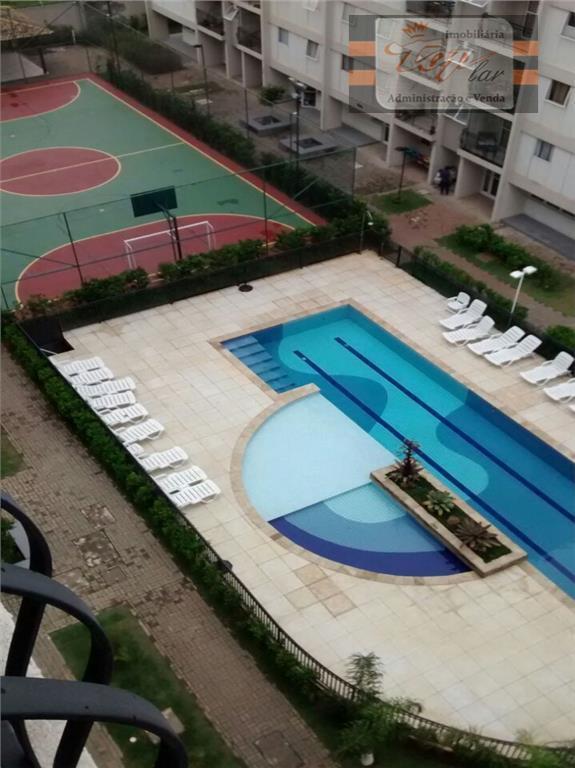 Apartamento  residencial à venda, Loteamento City Jaragua, São Paulo.