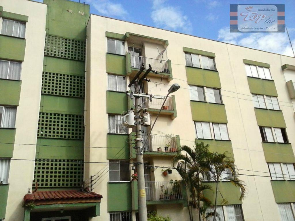 Apartamento  residencial à venda, Jardim Santa Mônica, São Paulo.