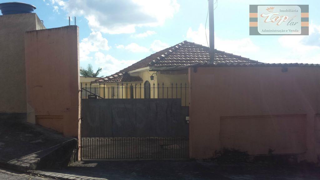 Casa na Vila Mirante-SP! 03 Comodos c/ garagem!