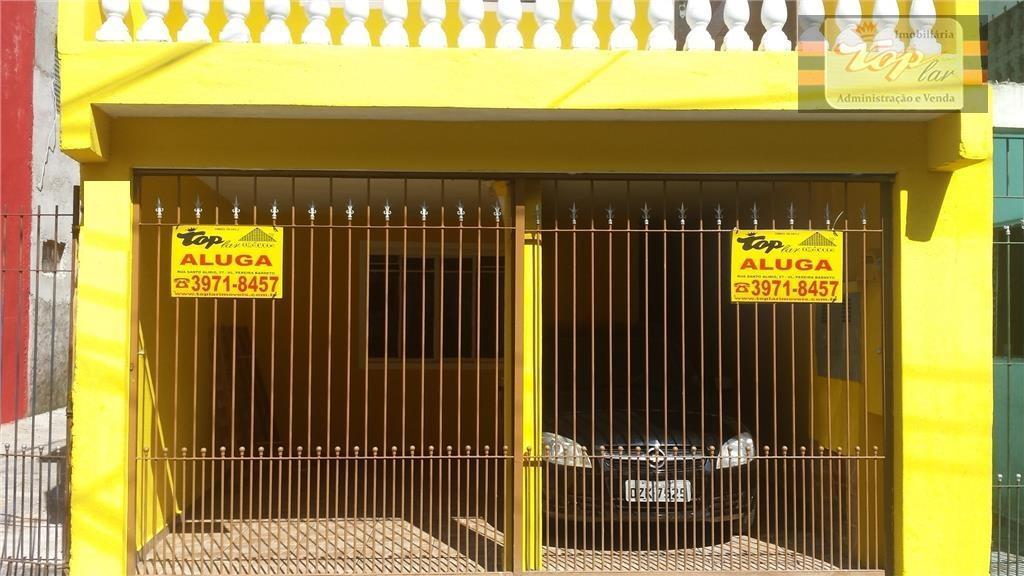 Ótima Casa na Vila Renato -SP, próximo a Av. Miguel de Castro!!