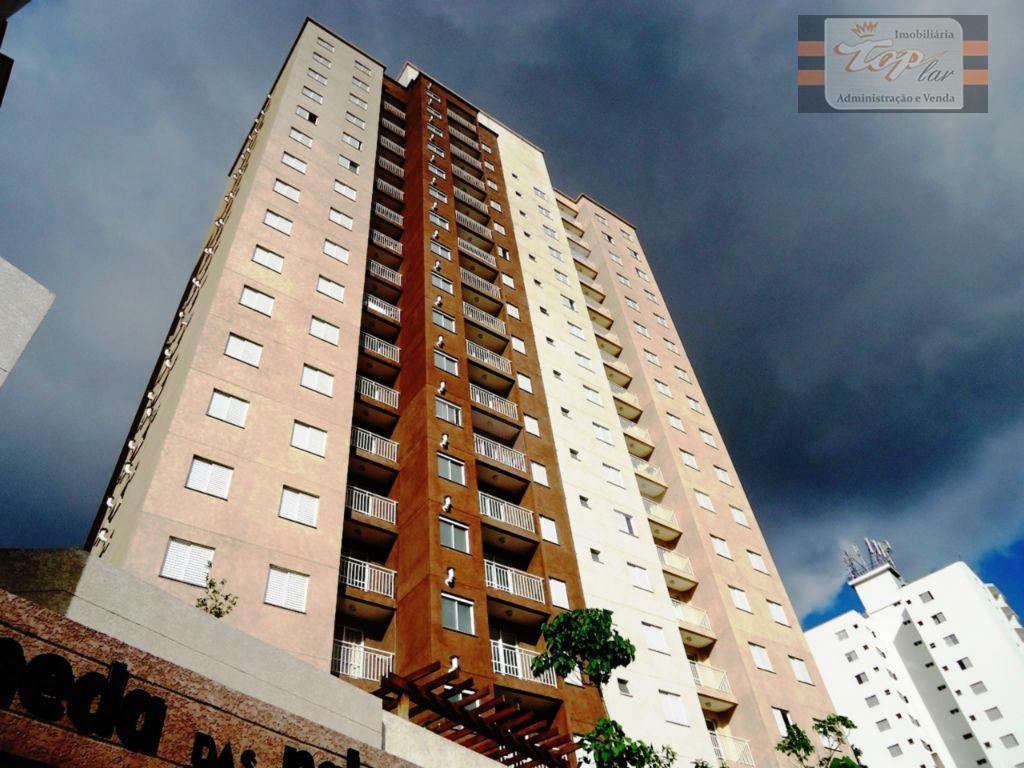 Apartamento  NOVO para locação, Vila Barreto-SP