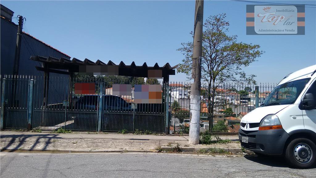 Terreno  residencial à venda, Mangalot, São Paulo.