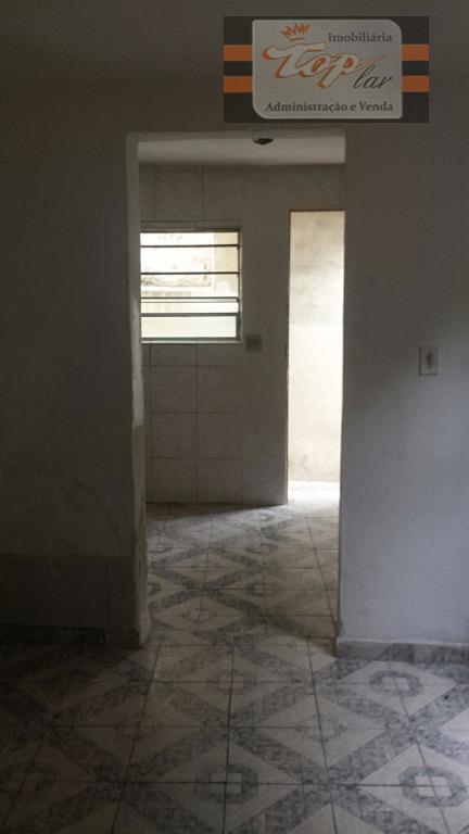 Casa  Pequena p/ locação, JD São José-Pirituba - SP