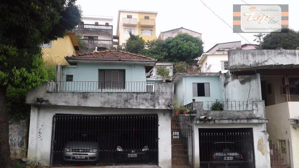 Terreno residencial à venda, Jardim São José, São Paulo.