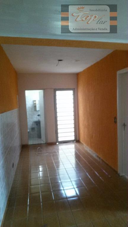 Casa para locação, Pq. Anhangüera-SP