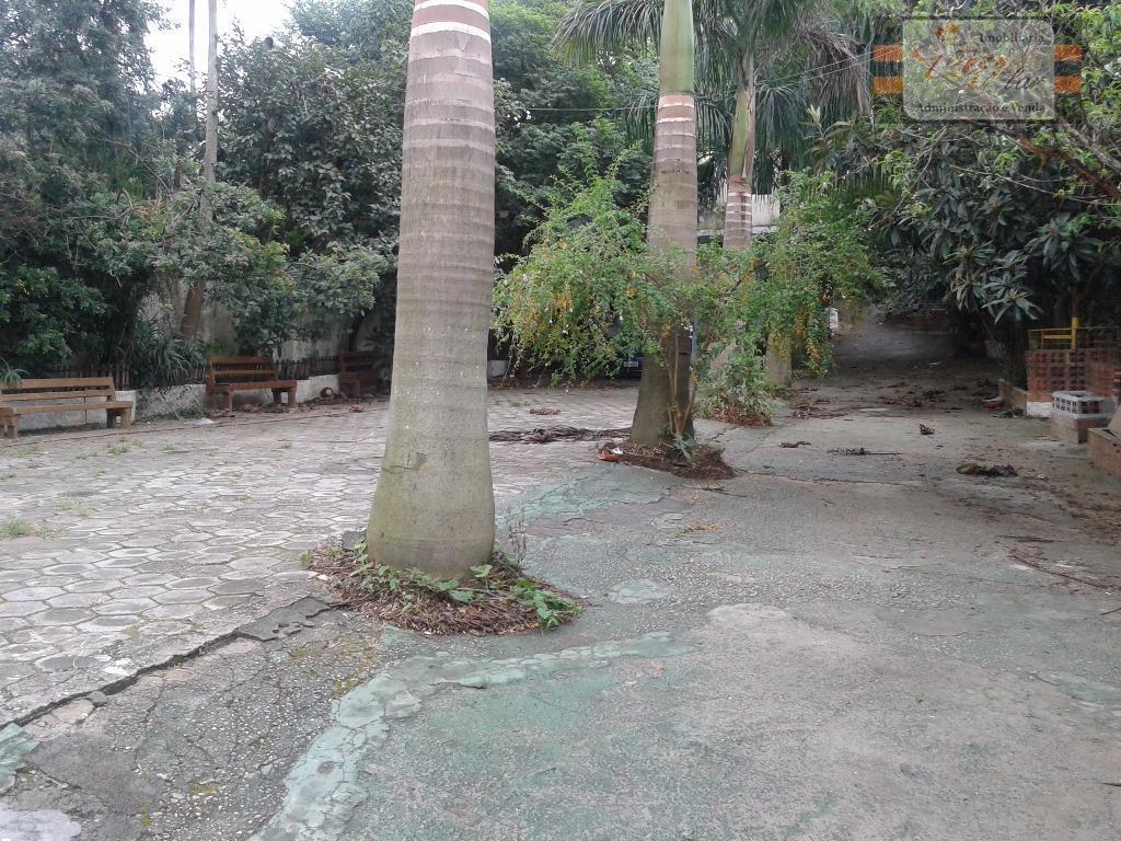 Terreno  residencial à venda, Vila Nova Parada, São Paulo.