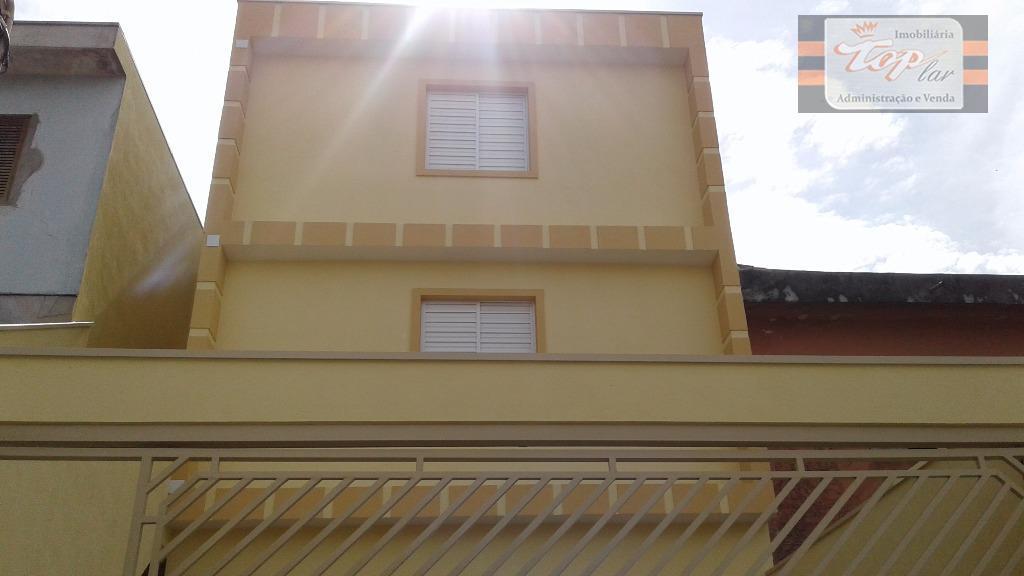 Casa NOVA para locação, Vila Mirante-SP