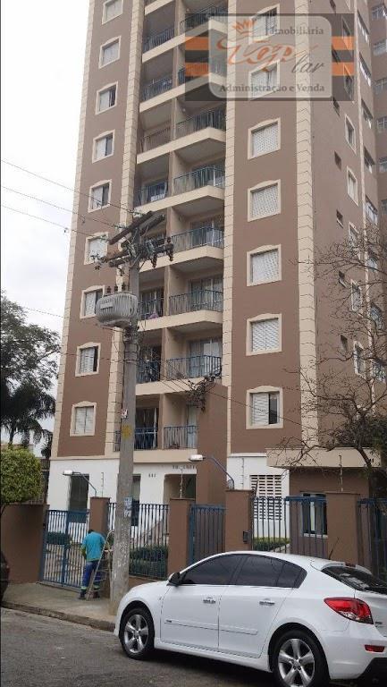 Apartamento Mobiliado para locação, Vila Pereira Barreto-SP