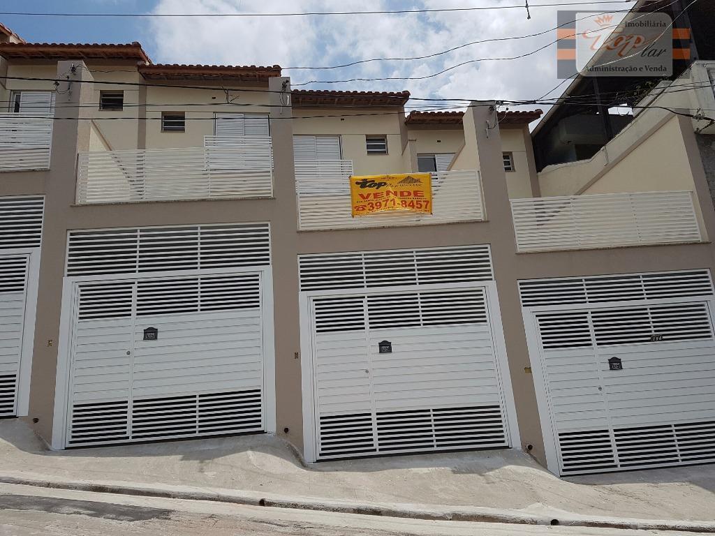 Ótima opção de Sobrado NOVO em Perus, São Paulo-SP