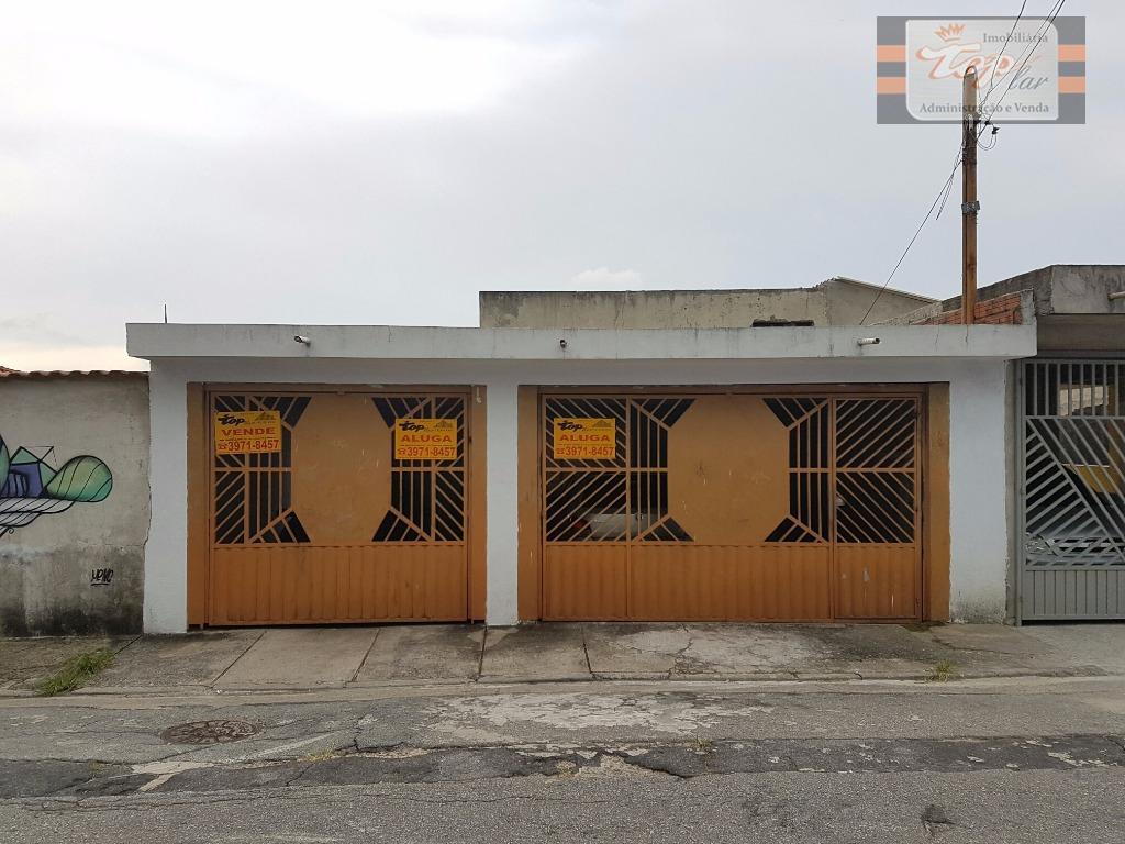 Casa para Venda ou Locação, Vila Zat, São Paulo-SP