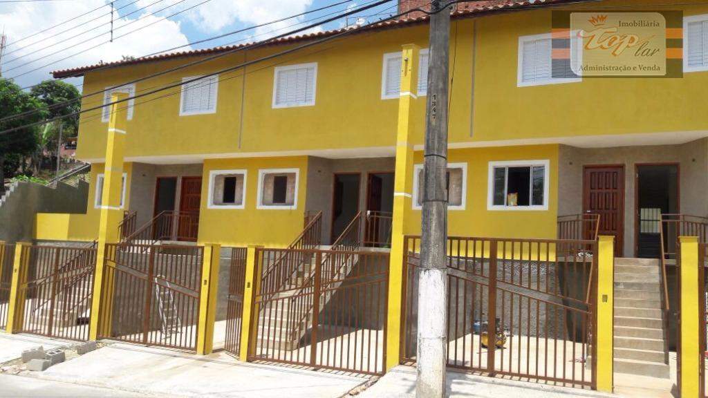 Casa residencial à venda, Vila Santista, Franco da Rocha.