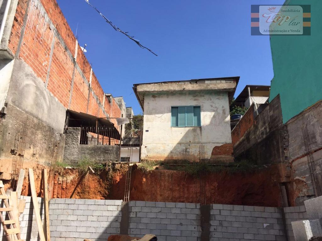 Casa residencial à venda, Parque Taipas, São Paulo.