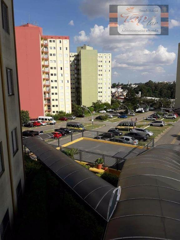 Apartamento residencial para venda e locação, Jardim Taipas, São Paulo - AP0629.