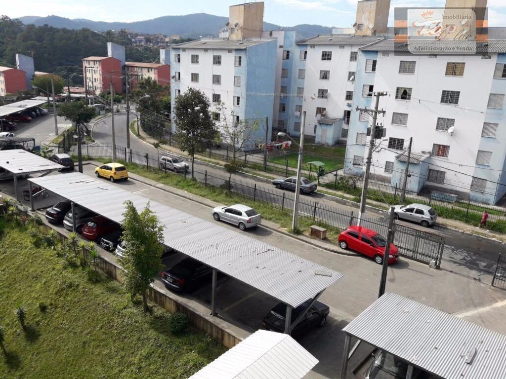 Apartamento residencial à venda, Conjunto City Jaraguá, São Paulo.