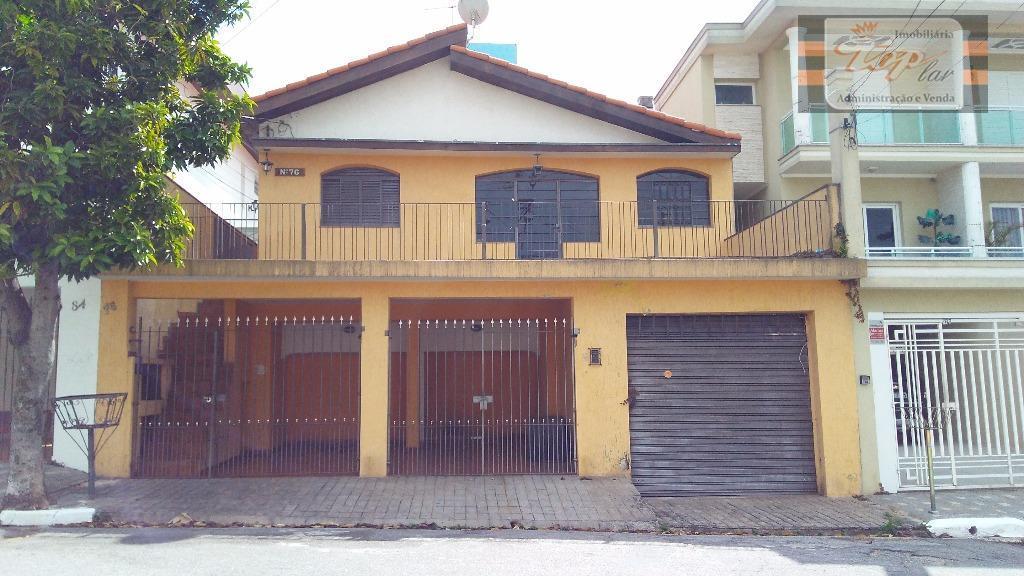 Casa residencial para locação, Parque São Domingos, São Paulo.