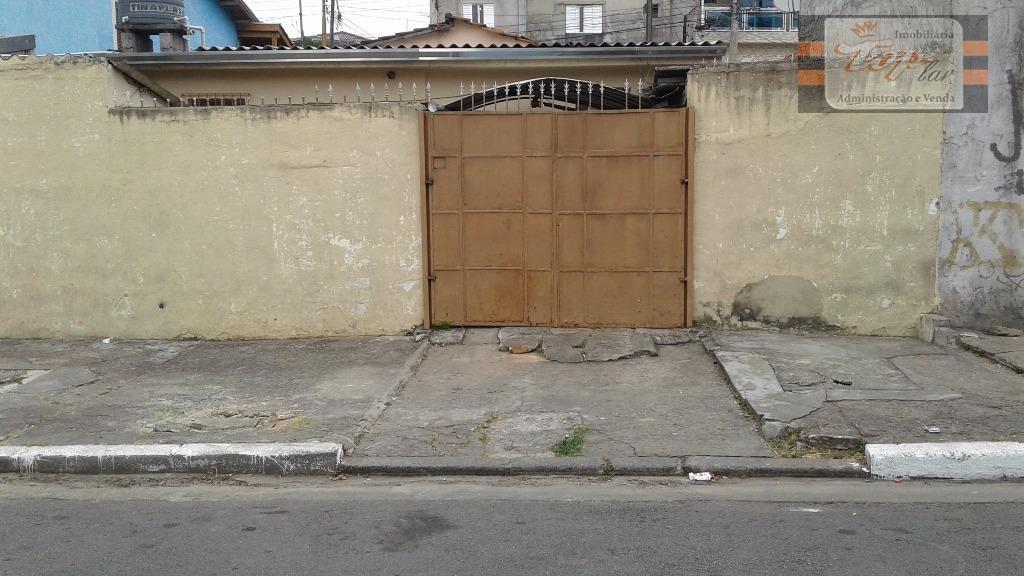 Terreno residencial à venda, Vila Nossa Senhora do Retiro, São Paulo.