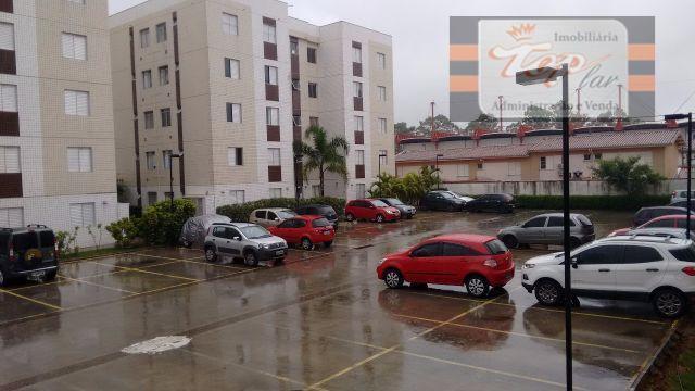 Apartamento residencial à venda, Jaraguá, São Paulo.