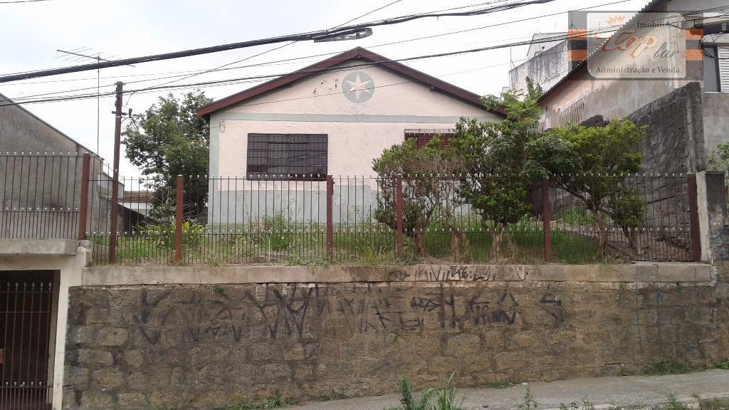 Casa residencial à venda, Vila Barreto, São Paulo.
