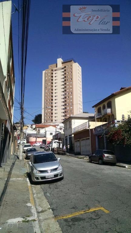 Apartamento residencial para locação, Freguesia do Ó, São Paulo.