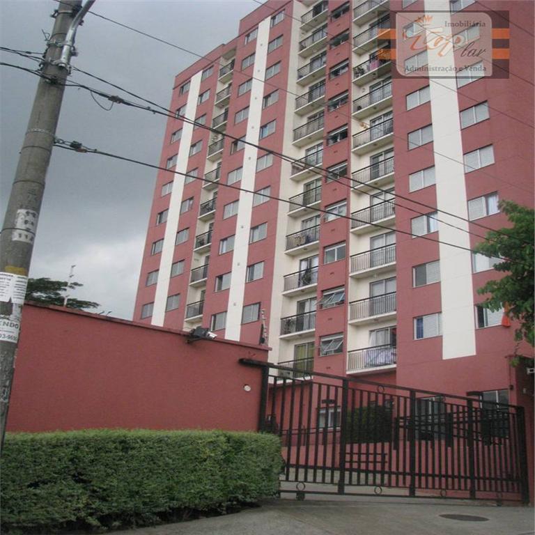 Apartamento  residencial à venda, Conjunto Residencial Vista Verde, São Paulo.