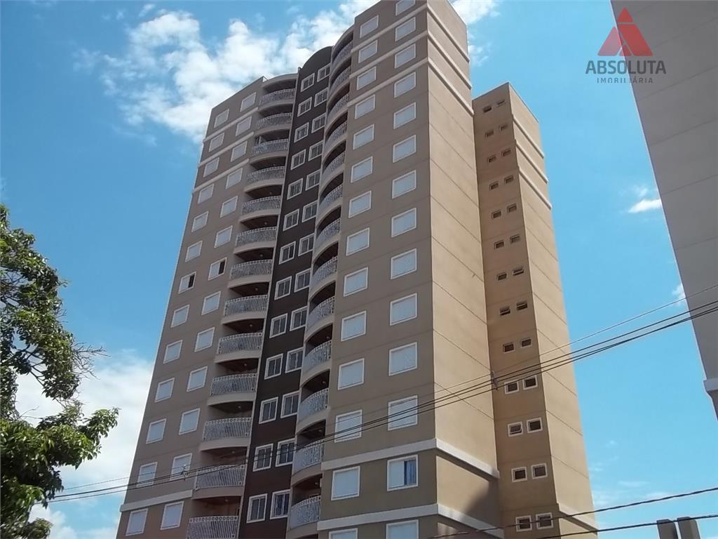 Apartamento residencial à venda, Jardim Santana, Americana.