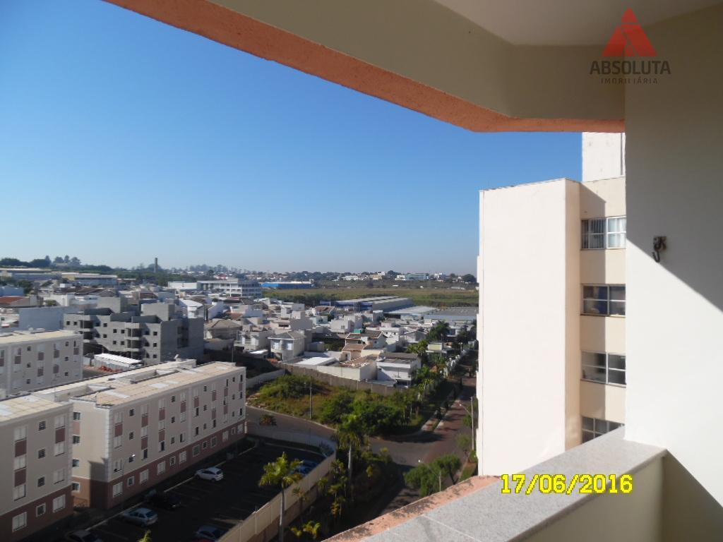 Apartamento residencial à venda, Loteamento Industrial Machadinho, Americana - AP0683.