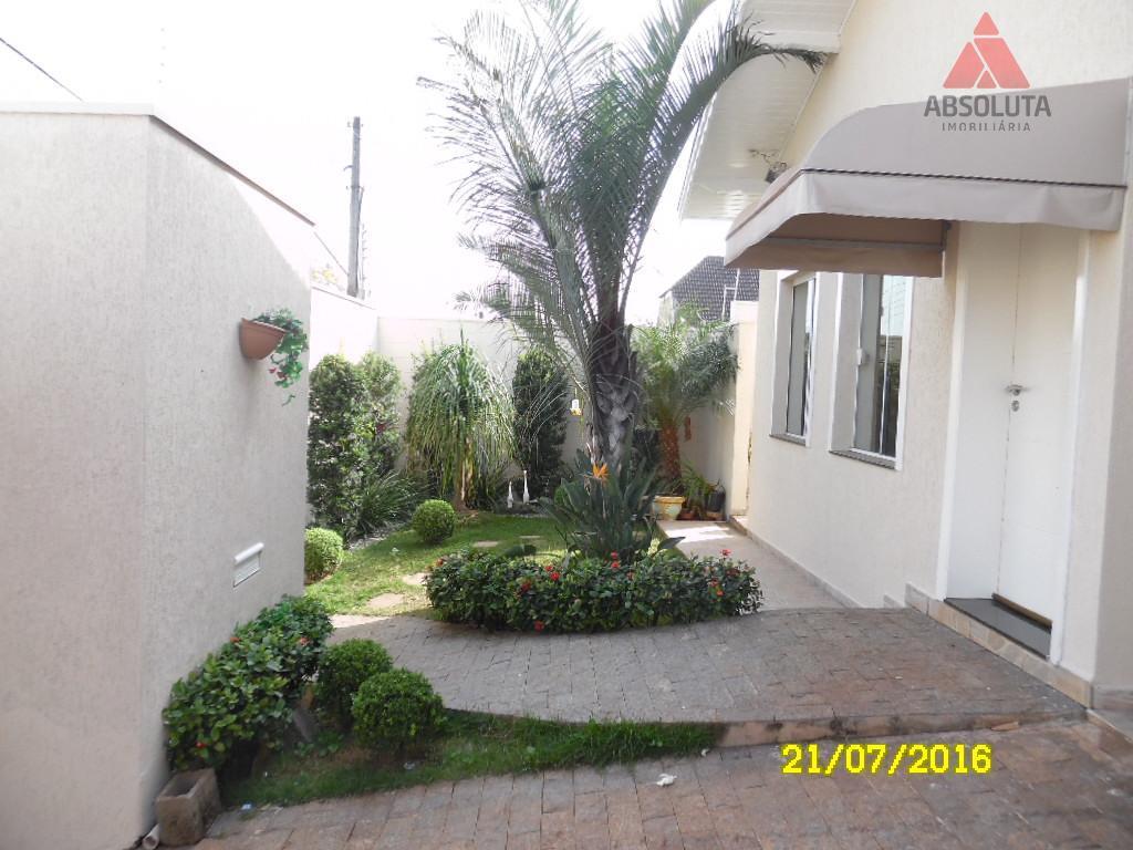 Casa  residencial para locação, Jardim Colina, Americana.