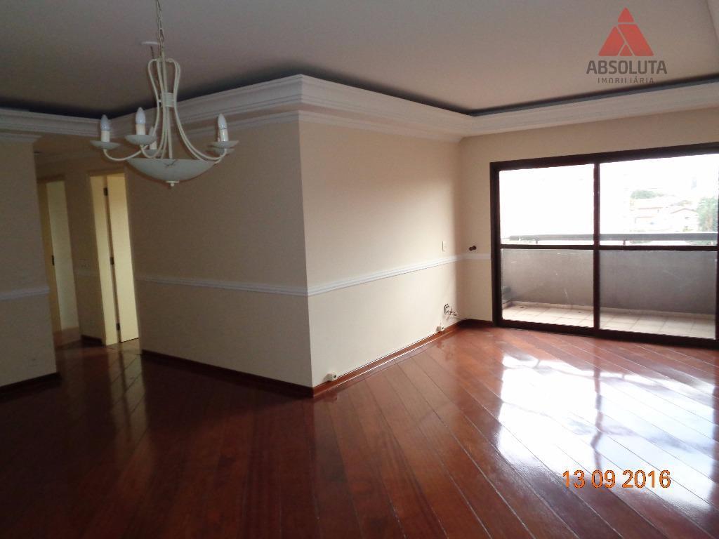 Apartamento  residencial para locação, Santo Antônio, Americana.