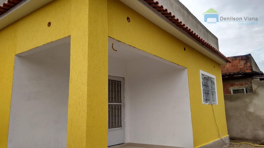 Ampla e linda casa com 03 quartos financiada