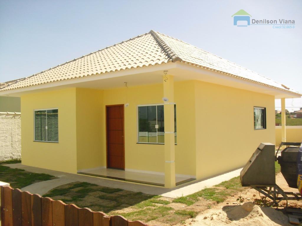 Casa com 3 quartos em condomínio Fechado