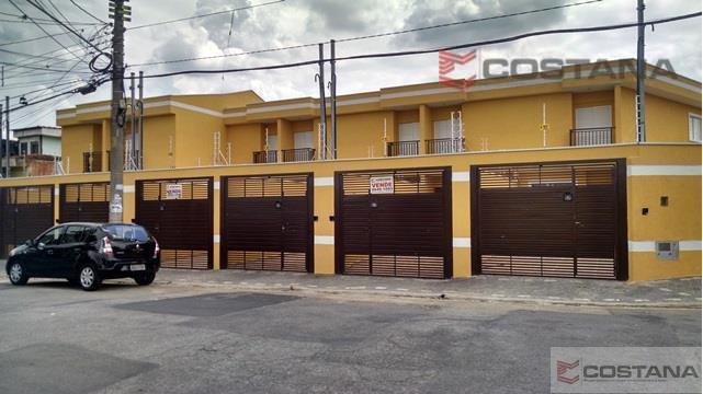 Sobrado  residencial à venda, Jardim Robru, São Paulo.