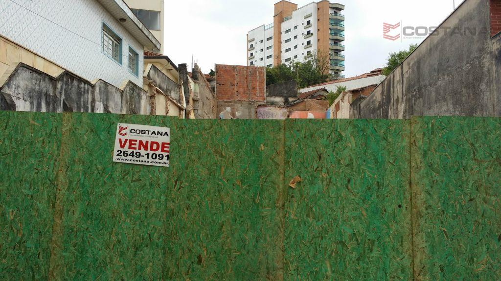 Terreno  residencial à venda, Tatuapé, São Paulo.
