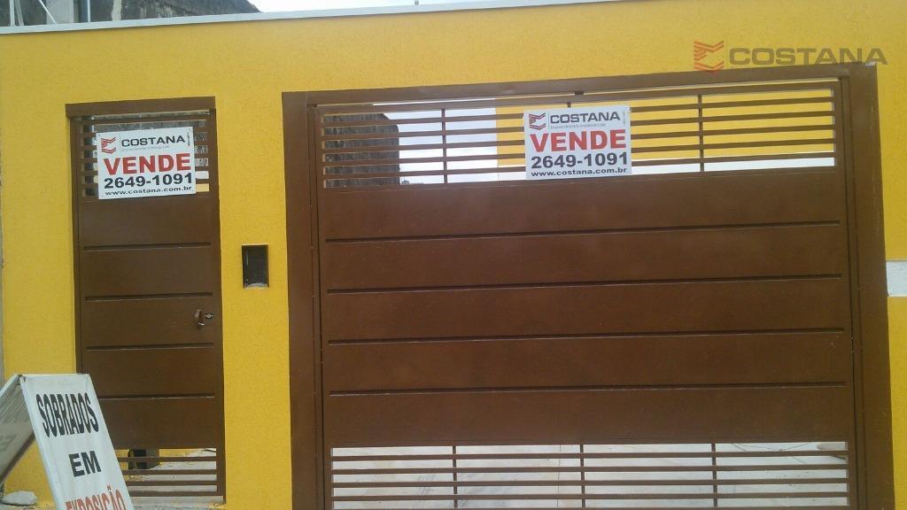 Sobrado  residencial à venda, Parada XV de Novembro, São Paulo.