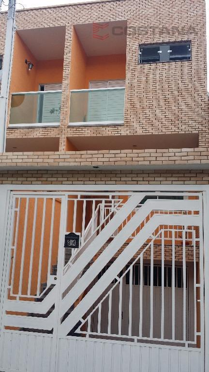Sobrado residencial à venda, Vila Carrão, São Paulo - SO0401.