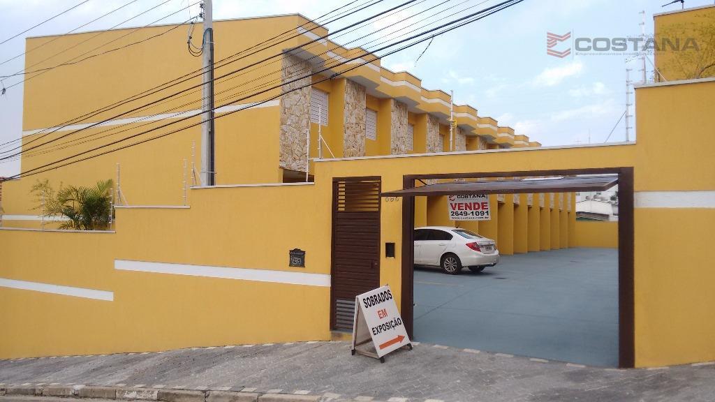 Sobrado residencial à venda, Parada XV de Novembro, São Paulo - SO0269.