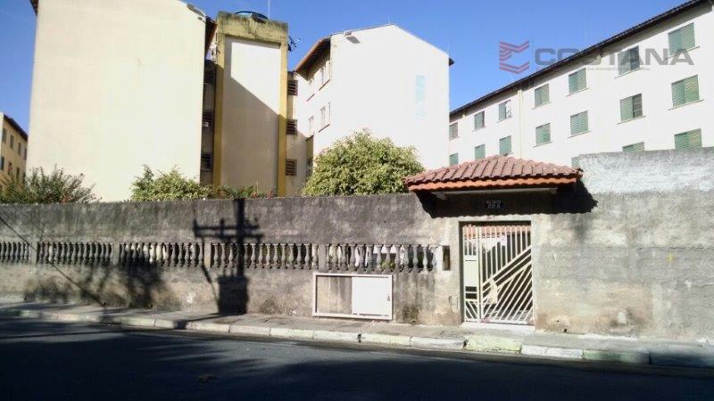 Apartamento residencial à venda, Jardim Santa Terezinha (Zona Leste), São Paulo - AP0318.