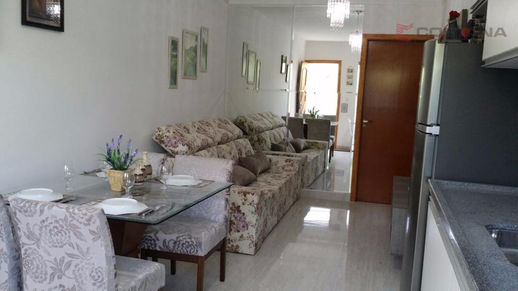 Apartamento residencial à venda, Penha, São Paulo - AP0300.