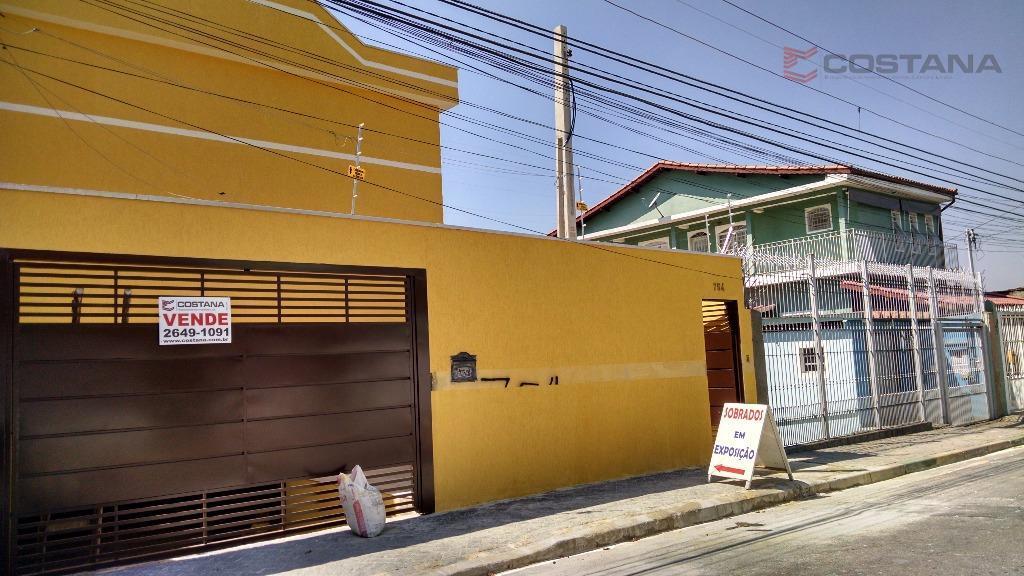 Sobrado residencial à venda, Parada XV de Novembro, São Paulo - SO0373.