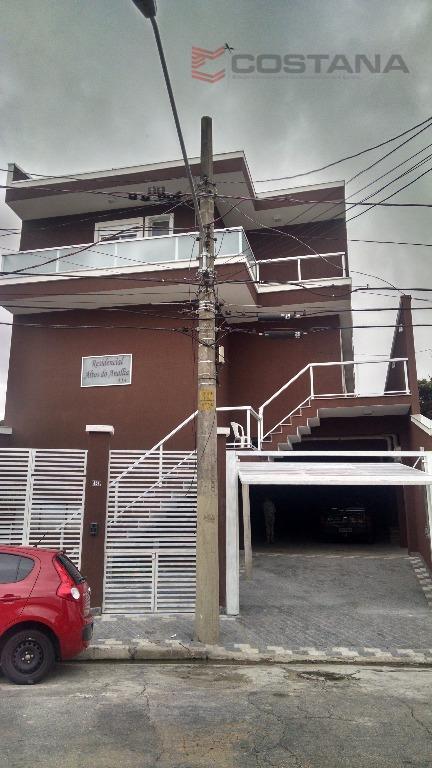 Sobrado residencial à venda, Vila Invernada, São Paulo - SO0382.