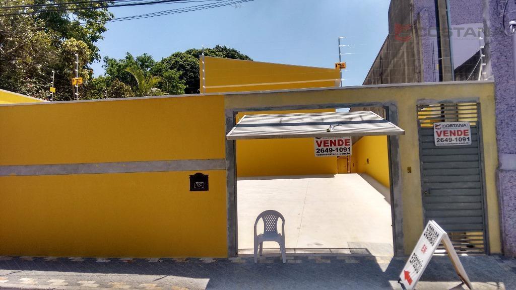 Sobrado residencial à venda, Vila Progresso (Zona Leste), São Paulo - SO0463.
