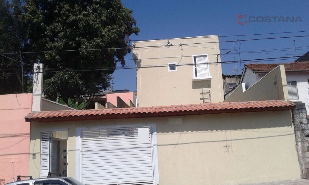 Sobrado residencial à venda, Vila Ré, São Paulo - SO0492.