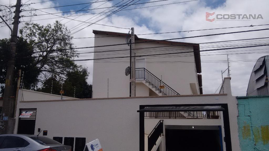 Apartamento residencial à venda, Parada XV de Novembro, São Paulo - AP0347.