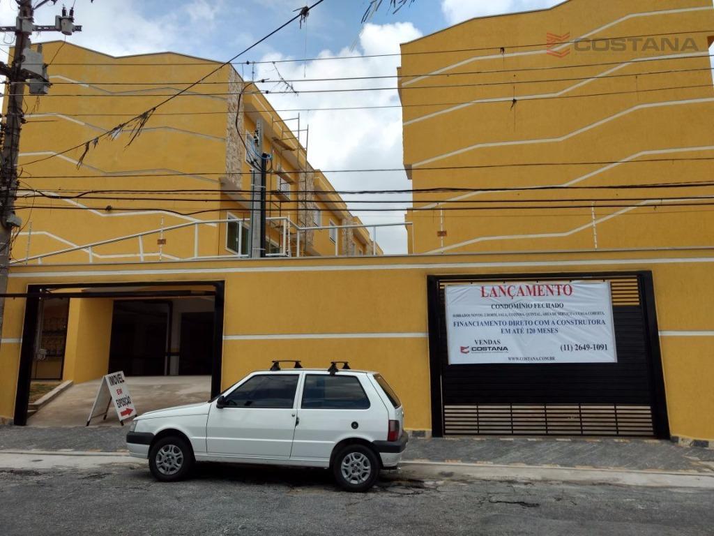 Sobrado residencial à venda, Vila Formosa, São Paulo - SO0542.