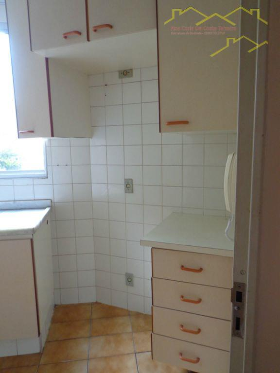 Apartamento residencial para locação, Jardim Santa Rosa, Valinhos.