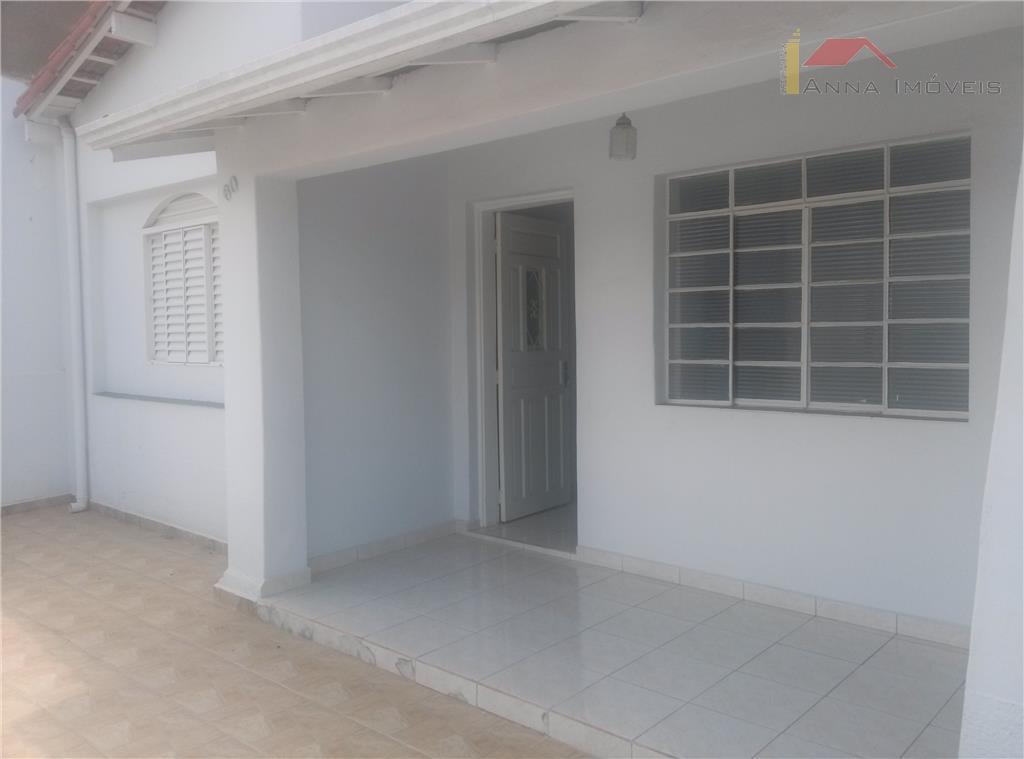 Casa residencial para locação, Jardim Santo Antônio, Valinhos.